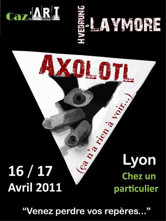 Expo tableau lyon AXOLOTL