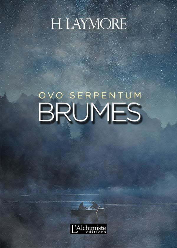 Livre roman Ovo Serpentum Brumes Fantasy historique, Dark Fantasy, Uchronie